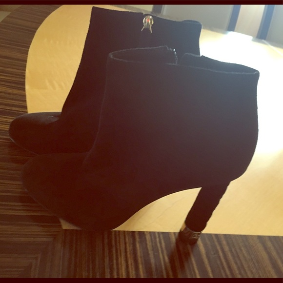 Chanel authentic booties